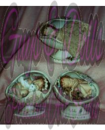 Egg Stands Mold