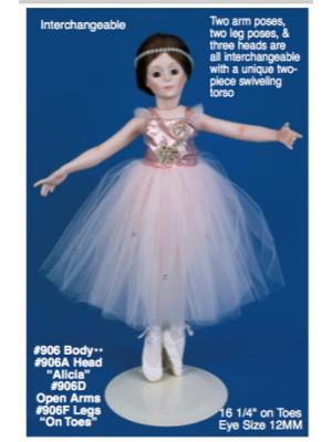 Ballerina Alicia - 15