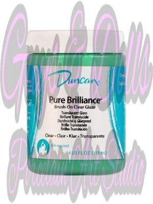 Duncan Pure Brilliance Clear Gloss Glaze 4 oz