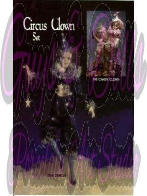 Circus Clown   - 25
