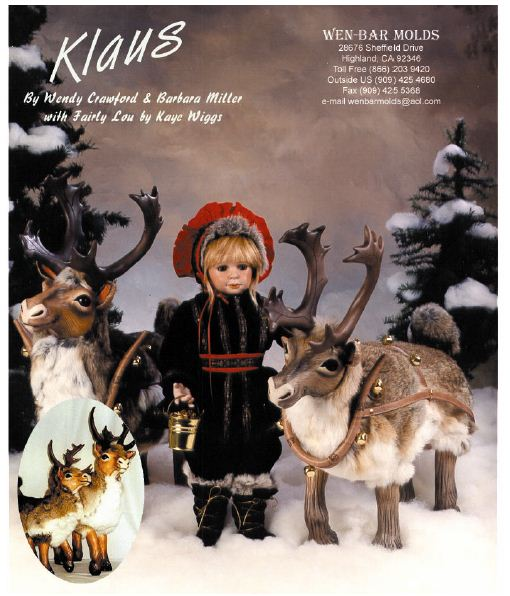 Klaus The Raindeer