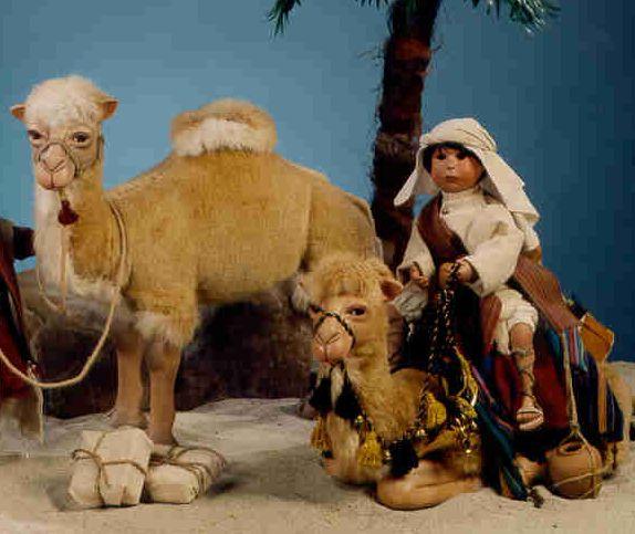 Izrah the Camel